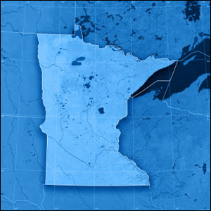 Minnesota's water management program is performed by the Department